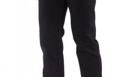 Un jean 501 pas cher et noir de Levis à porter partout